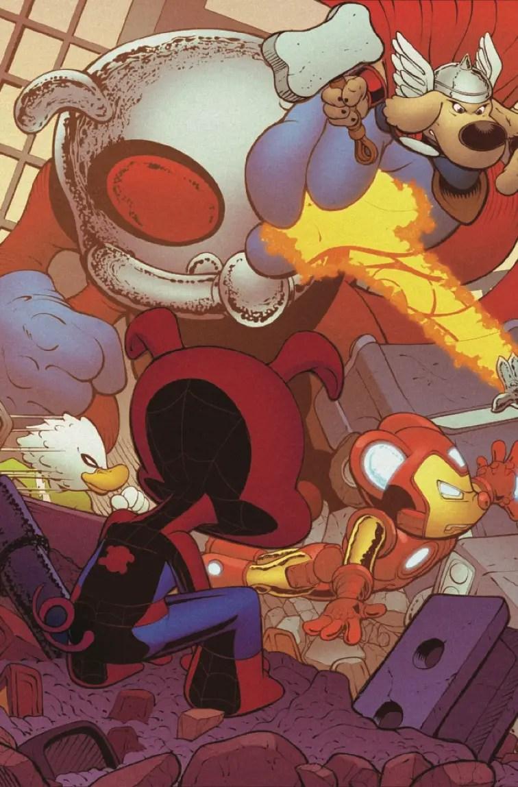 Spider-Ham #1 Review