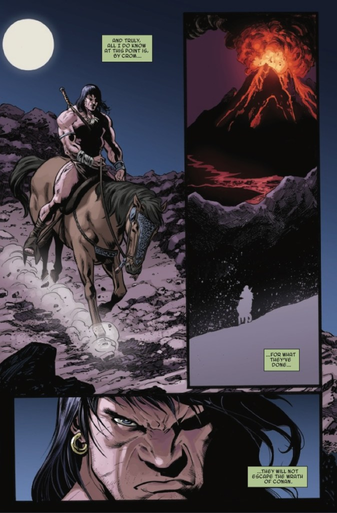Marvel Preview: Savage Sword of Conan #12
