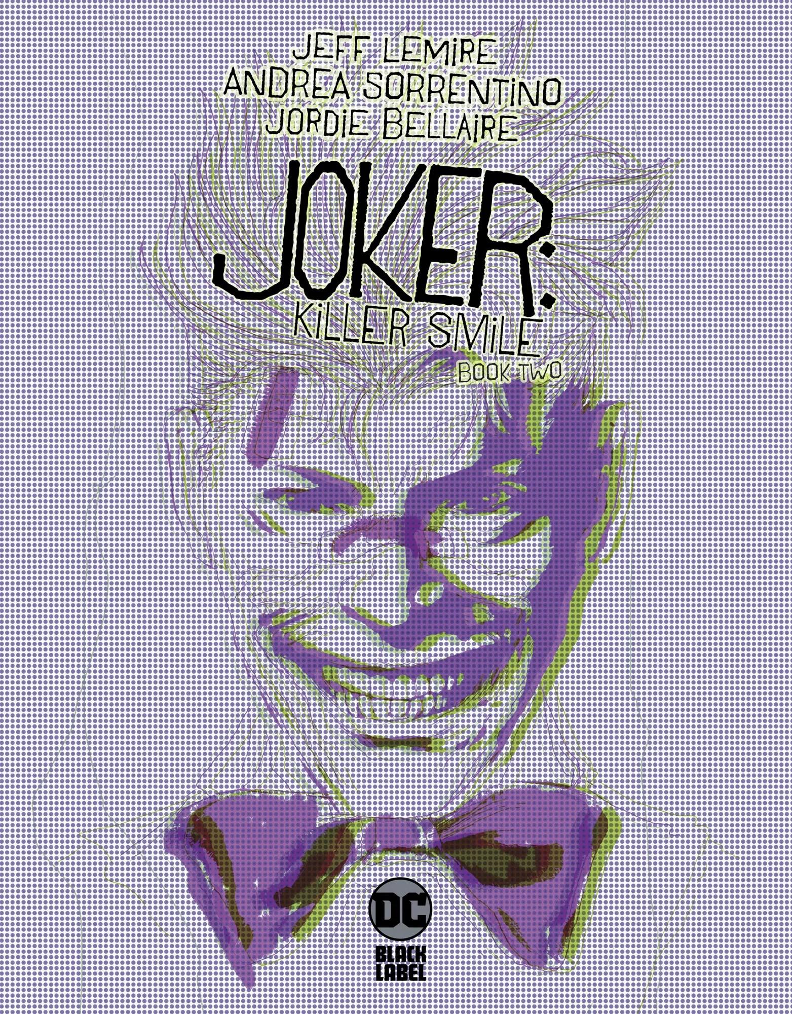 Joker: Killer Smile #2 review