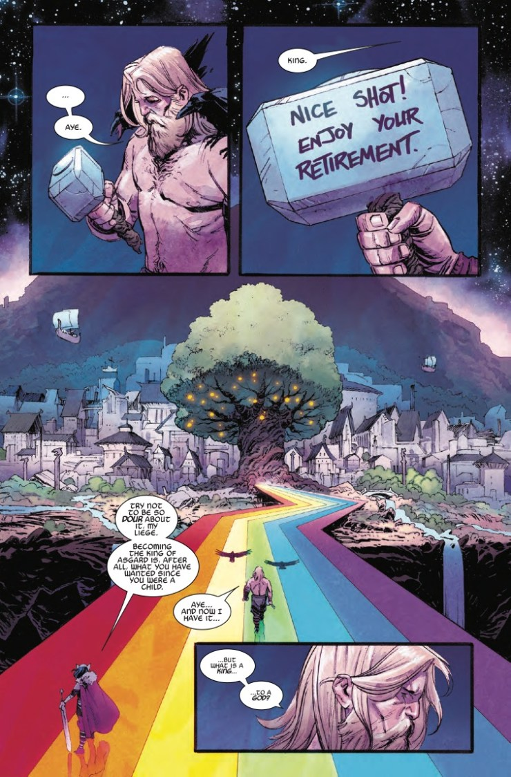 Marvel Preview: Thor #1: Director's Cut