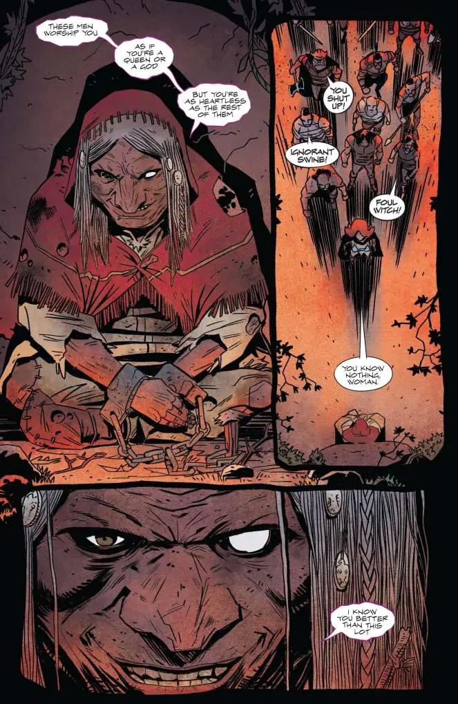 Vampirella/Red Sonja #4 Review