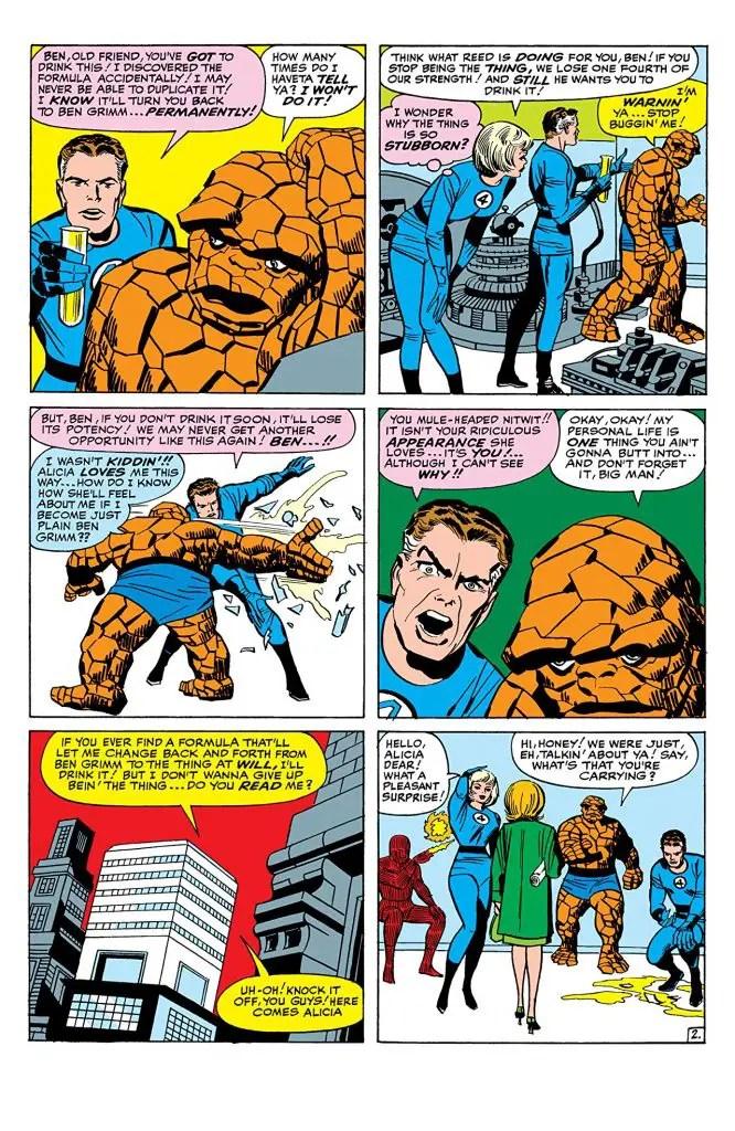 Avengers vs. Fantastic Four TPB Review