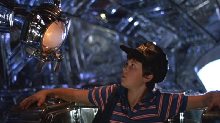Flight of the Navigator Review: Paint by numbers family friendly fun