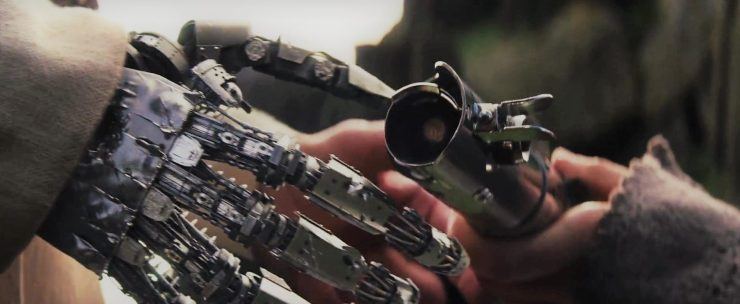A Jedi triumphant:  Luke Skywalker traverses the darkness of Complex PTSD