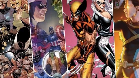 Marvel Comics' March 2020 solicitations: X-Men hints, Star Wars plots, and more
