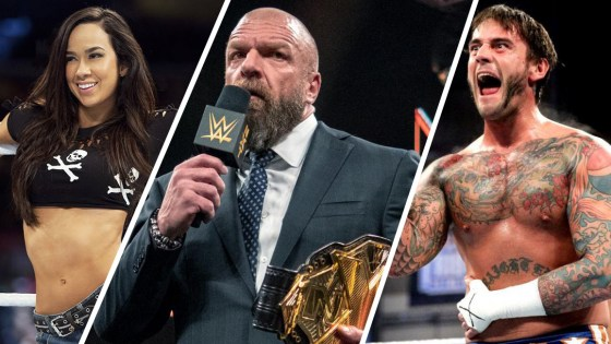 Who left the biggest mark on the squared circle in the 2010s?
