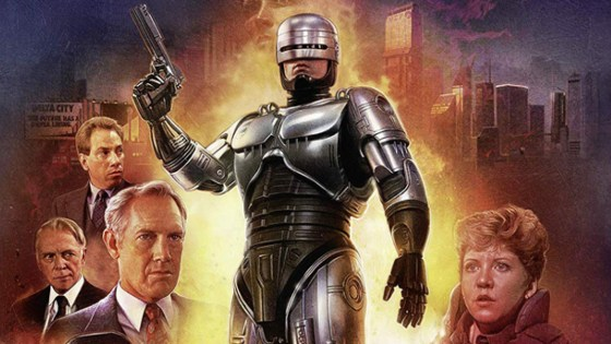 The definitive edition of 'RoboCop' is here.