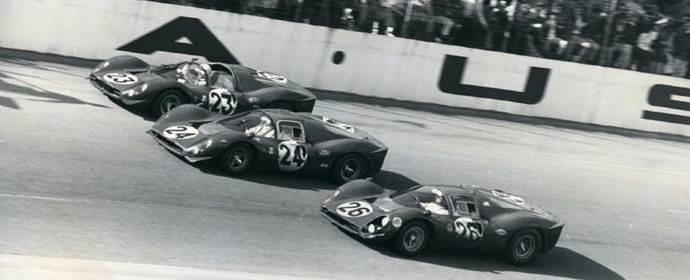 Five things you may not know about 'Ford v Ferrari'