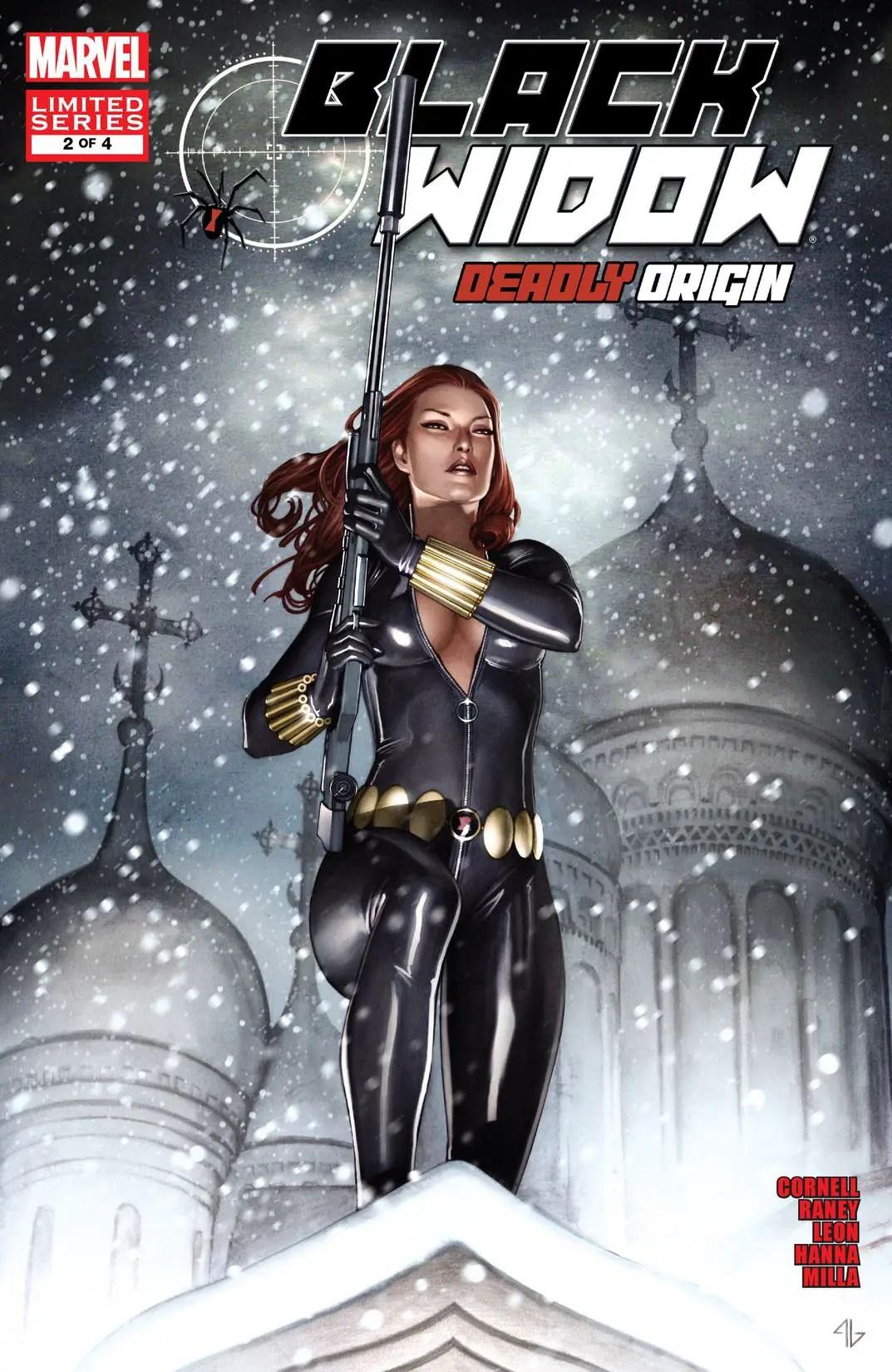 Black Widow: Widowmaker TPB Review