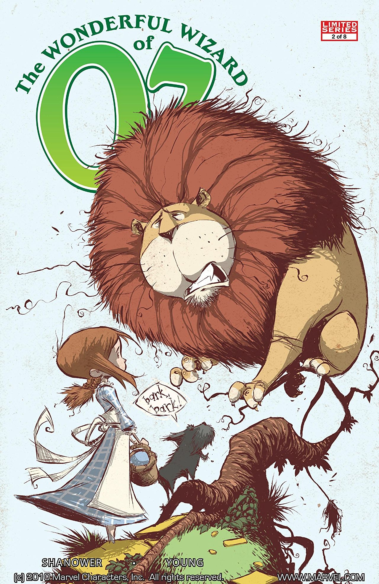 Oz: The Complete Collection – Wonderful Wizard/Marvelous Land Review