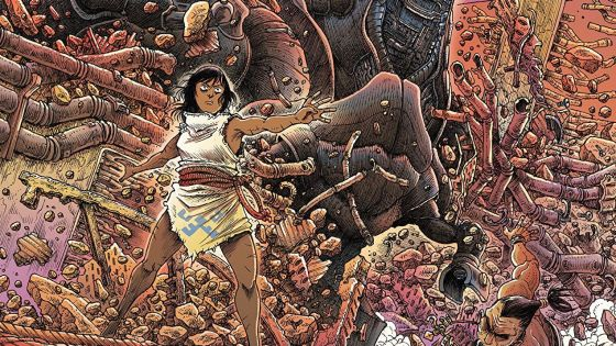 Protector #1 review