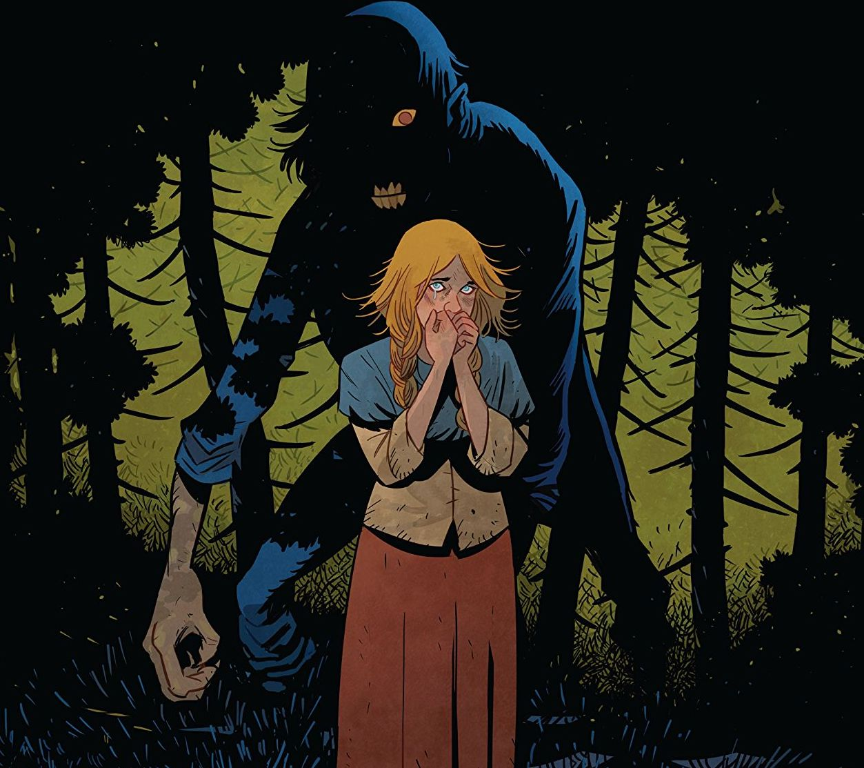 Folklords #3 Review