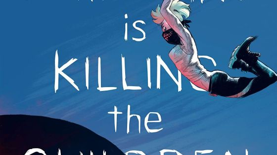 Something Is Killing the Children #5 Review