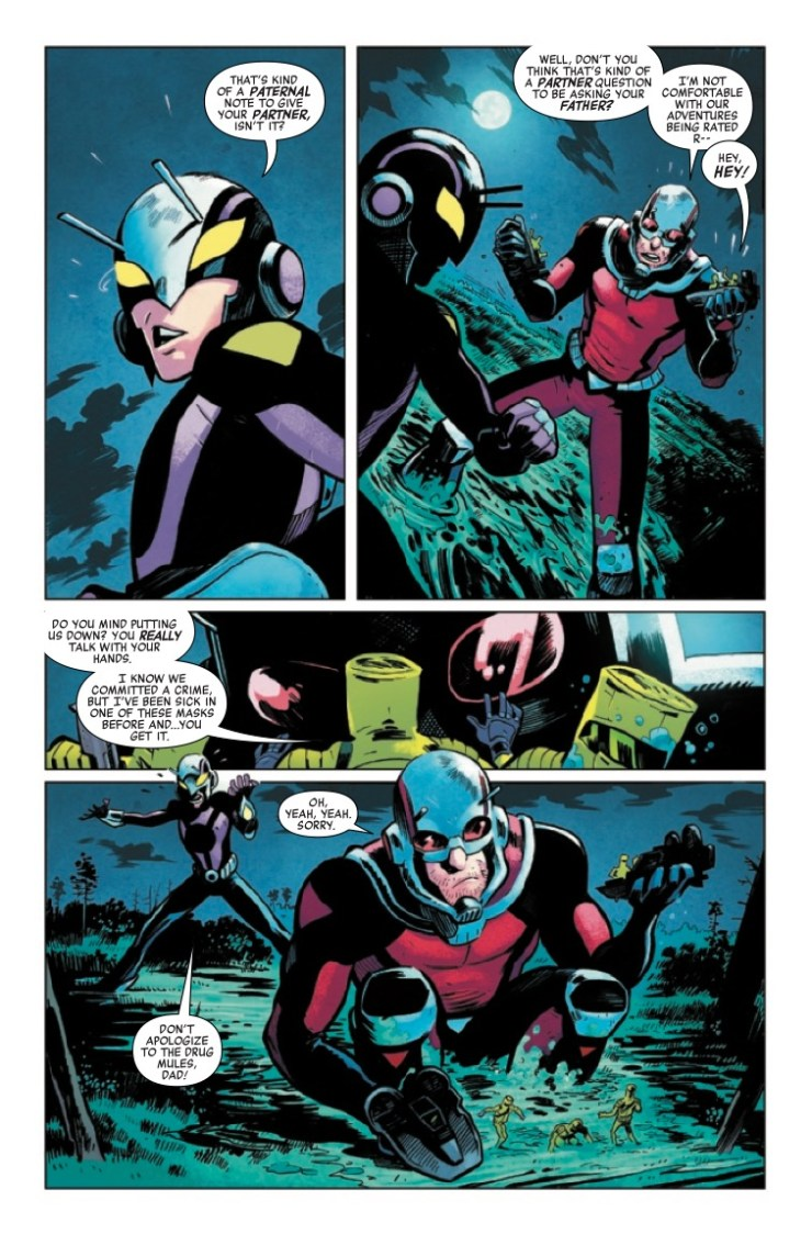 Marvel Preview: Ant-Man #1