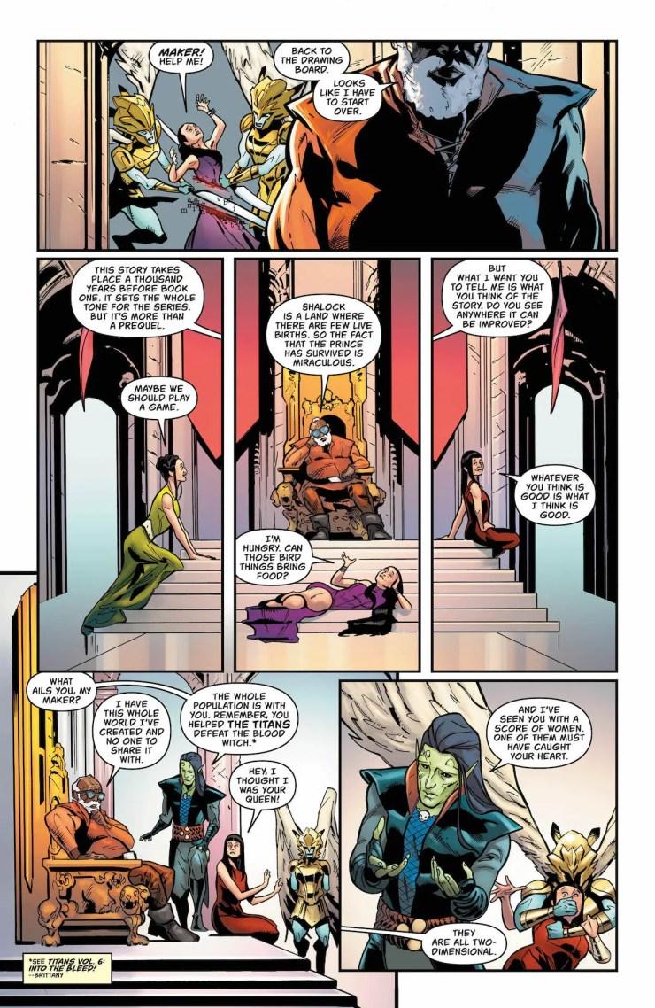 DC Preview: Batgirl #43