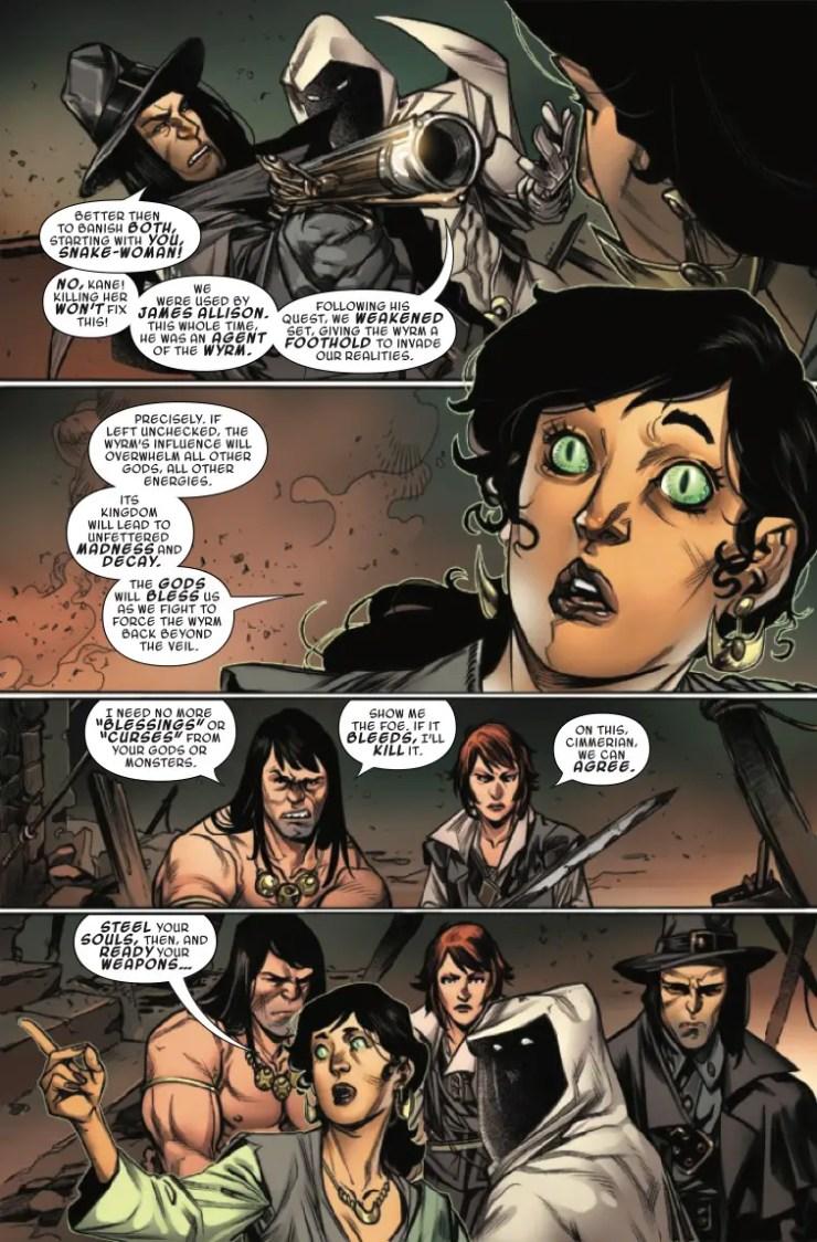 Marvel Preview: Conan: Serpent War #4