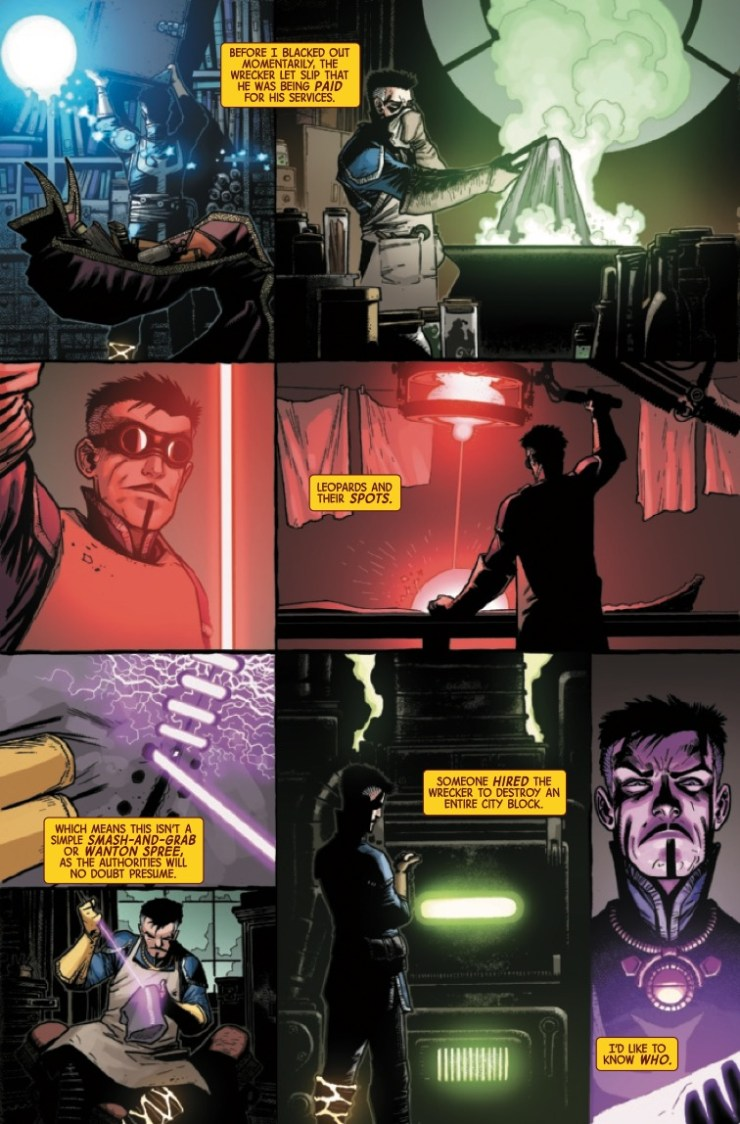 Marvel Preview: Doctor Strange #2