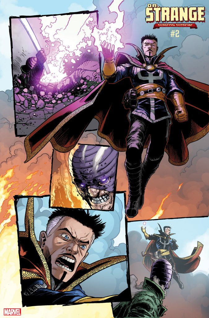 Have you read 'Doctor Strange' #1? If not, see what critics are saying!