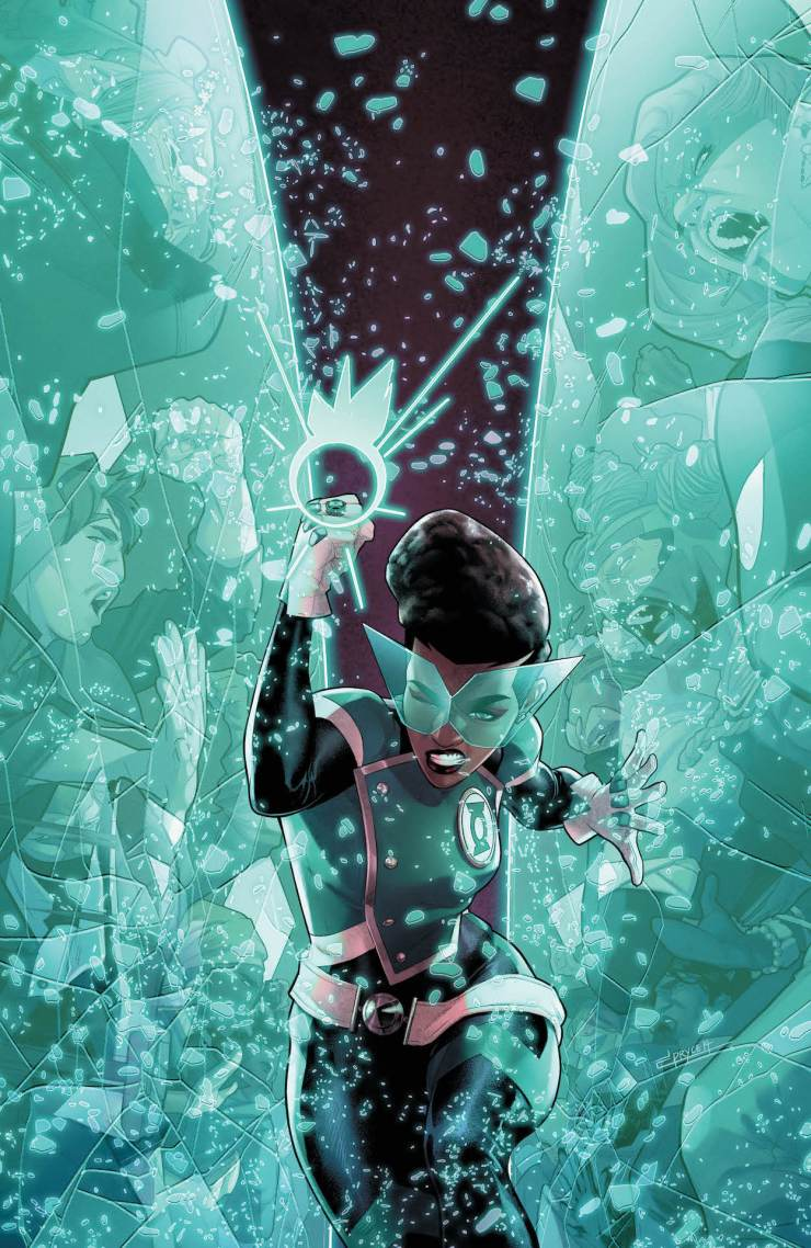 DC Preview: Far Sector #3