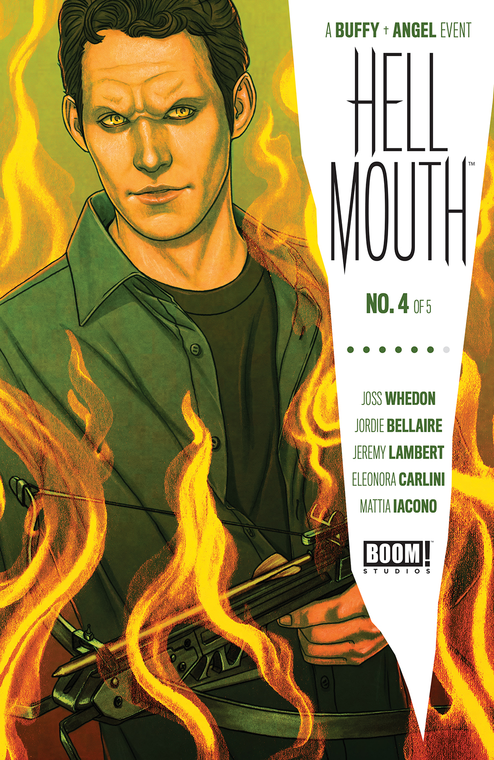 Hellmouth #4 Review