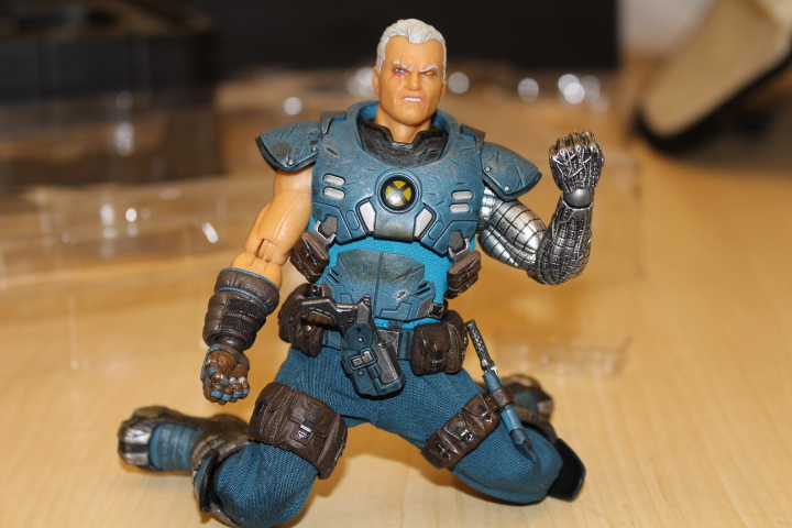 Mezco One:12 Collective Cable review