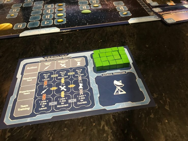 Dante Lauretta's 'Downlink' board game puts you in charge of space exploration