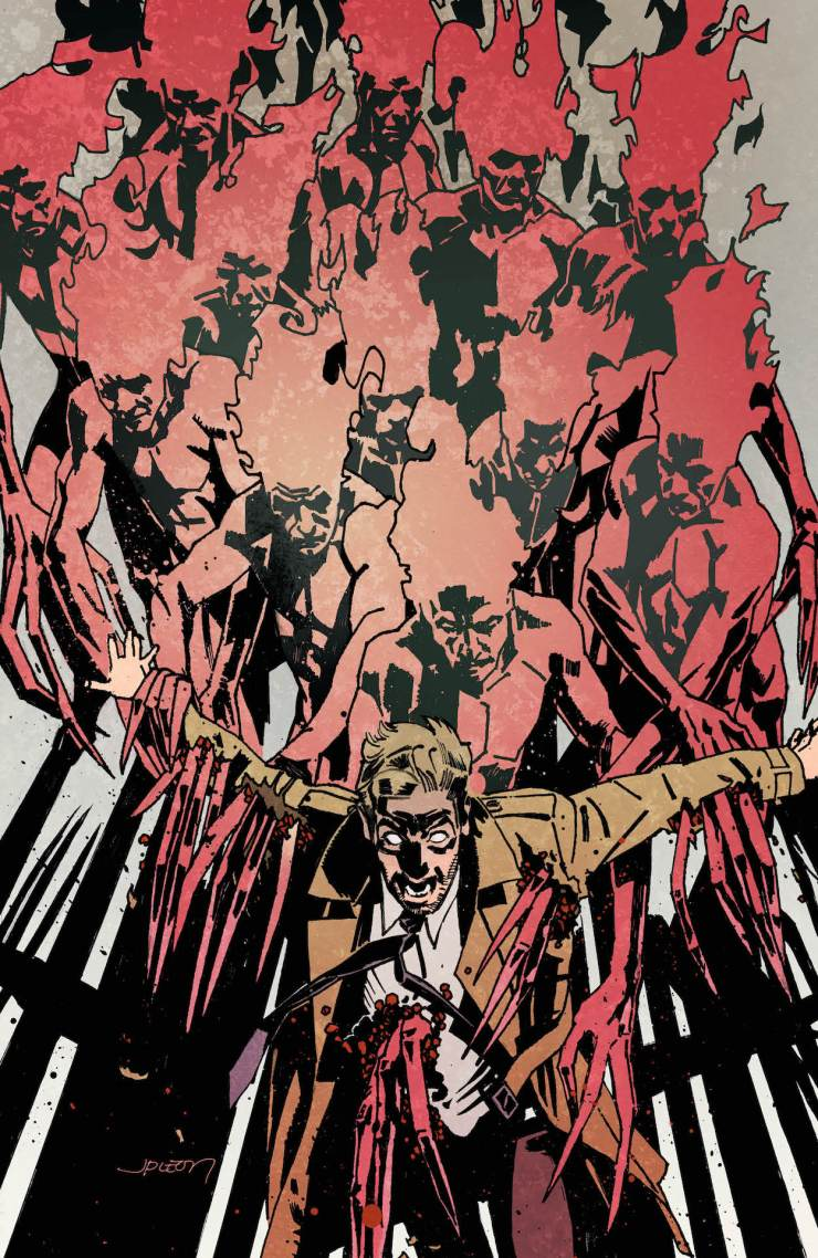 DC Preview: John Constantine: Hellblazer #3