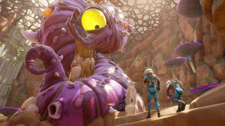Journey To the Savage Planet - review