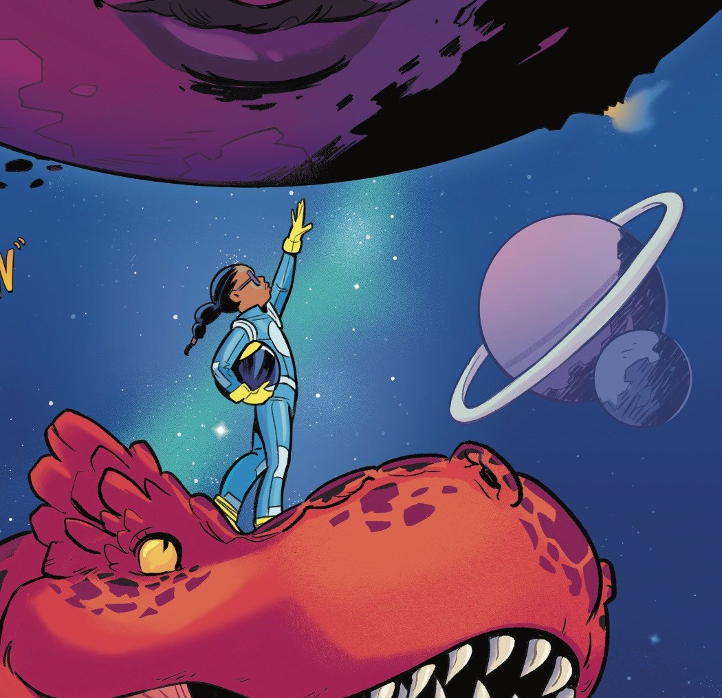 Moon Girl and Devil Dinosaur: Full Moon Review