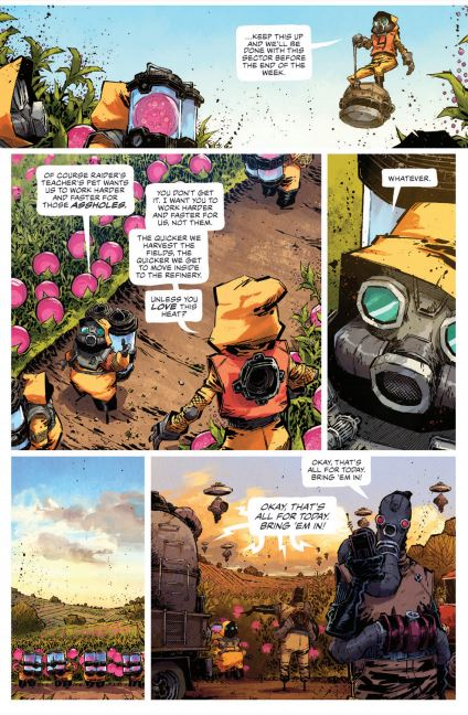 Middlewest #14 review: wanting to change