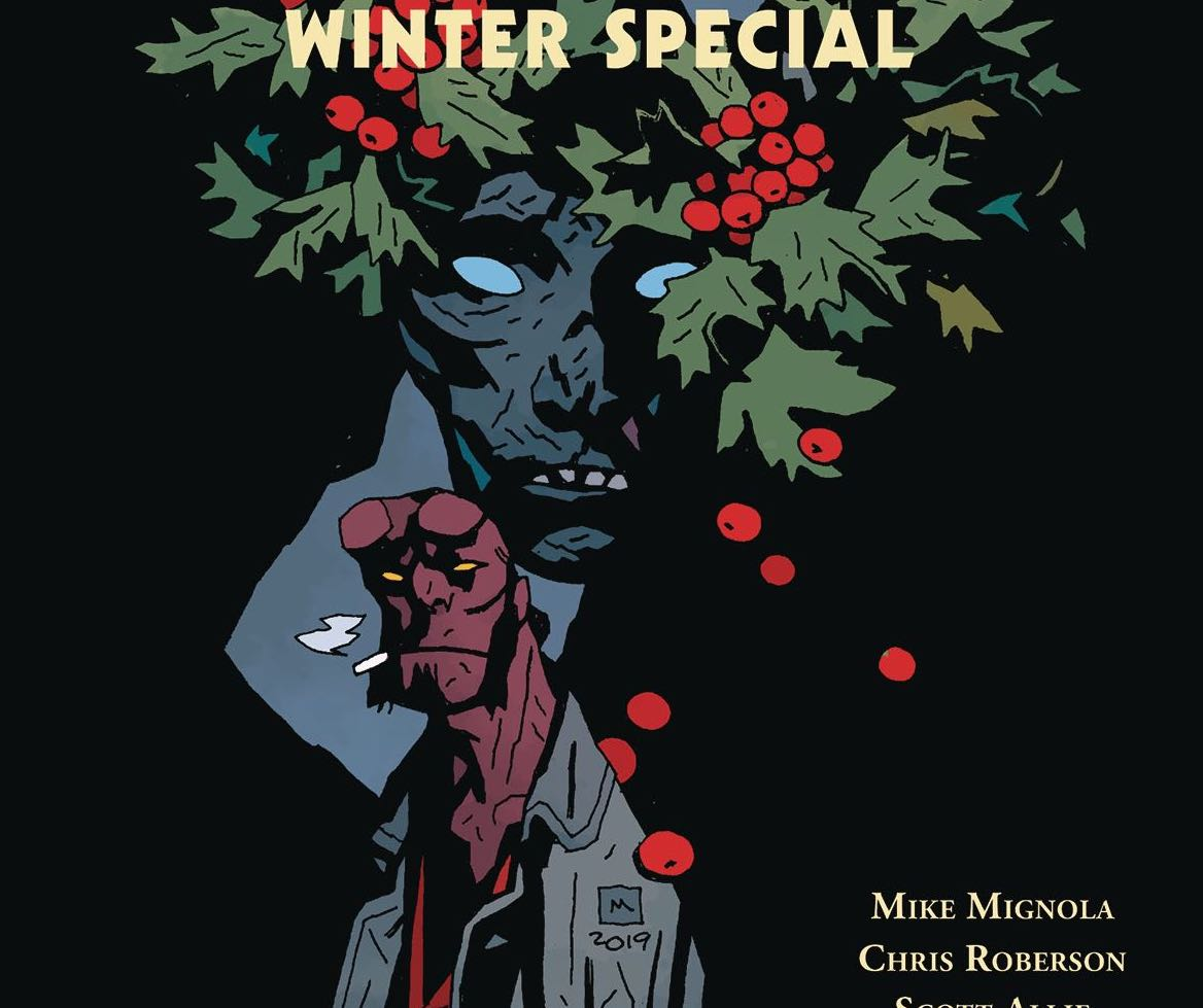 Hellboy Winter Special 2019 Review