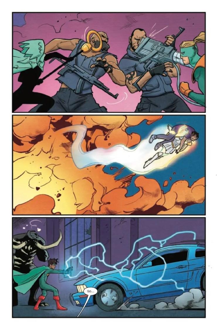 Marvel Preview: Runaways #29
