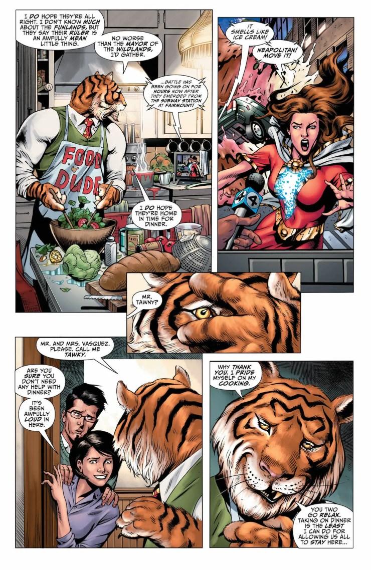 DC Preview: Shazam! #10