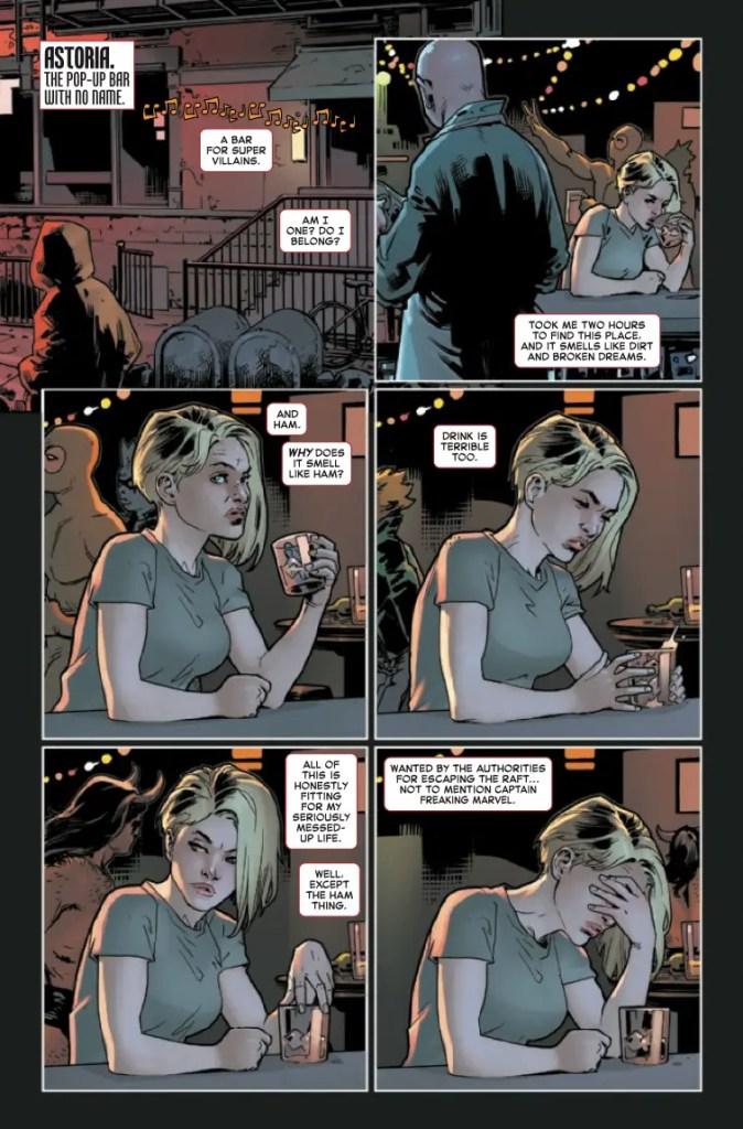 Marvel Preview: Star #1