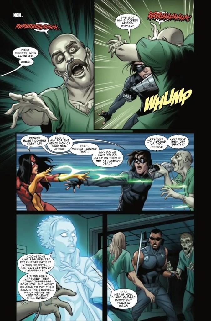 Marvel Preview: Strikeforce (2019-) #6