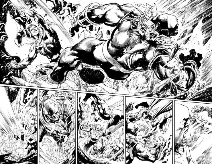 DC Comics Preview: Superman #20