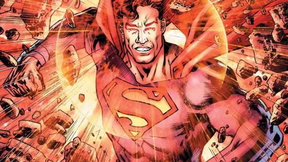 Would-Be Cosmic Tyrant vs. Superman, who ya got?