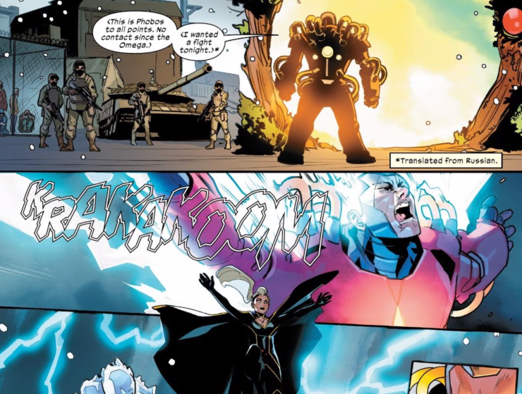 X-Men Foreign Policy #4 - How might Krakoa integrate into the international community?