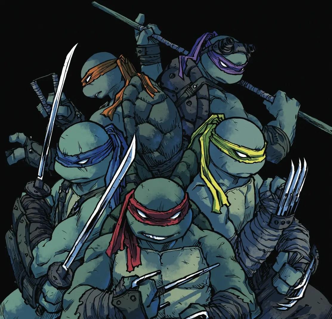 Teenage Mutant Ninja Turtles #101 Review