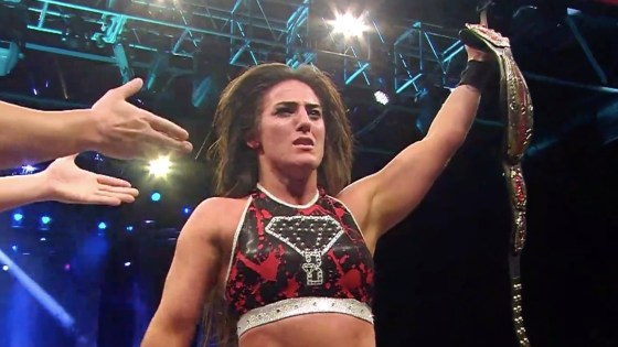 Tessa Blanchard wins IMPACT World Championship at Hard To Kill