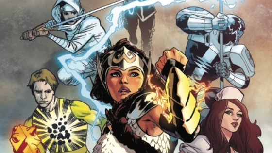 Marvel Preview: Valkyrie: Jane Foster #7