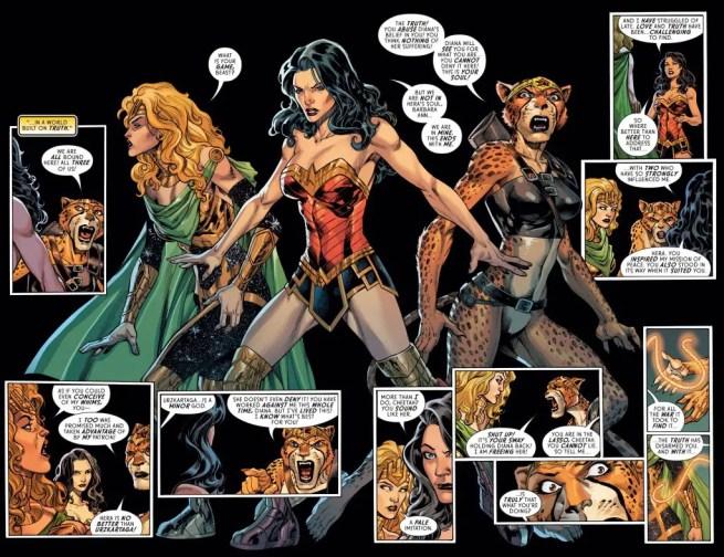 Sweeping Changes: Steve Orlando on Wonder Woman's new era