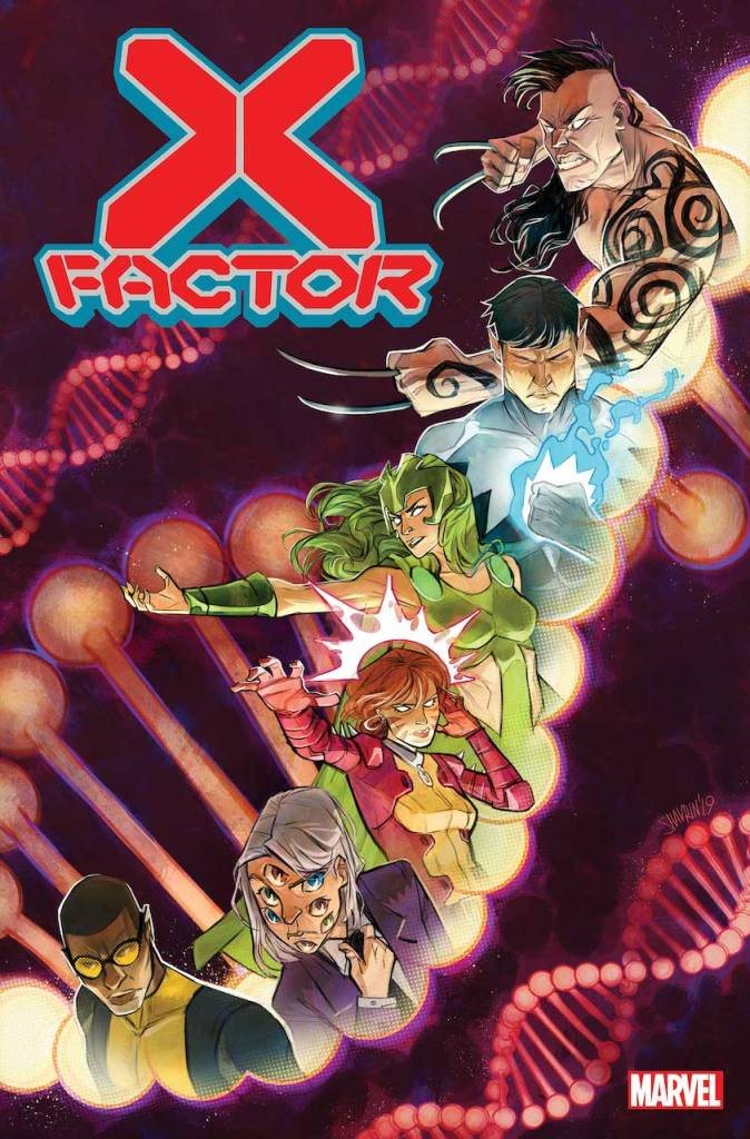 Marvel Preview: X-Factor #1 - Out 7/29