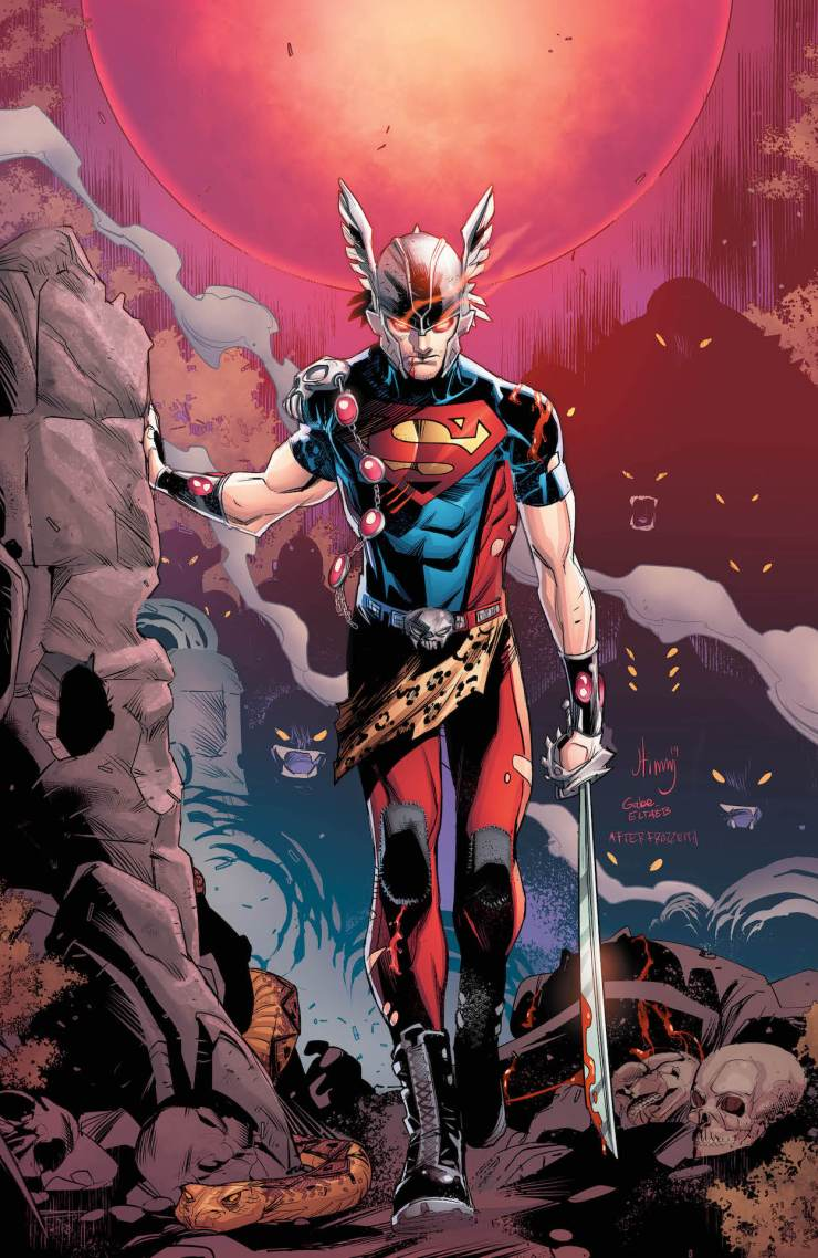 DC Preview: Young Justice #13