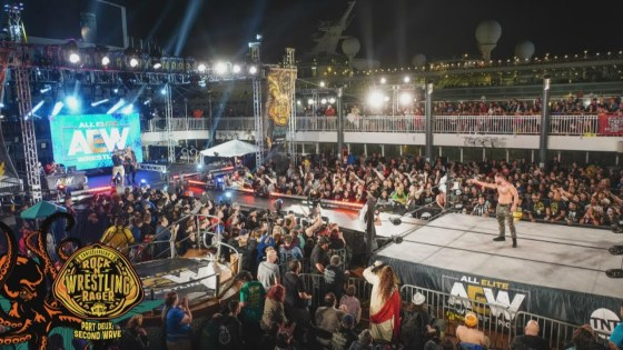The Chris Jericho Rock N' Wrestling Rager at Sea Part Deux!