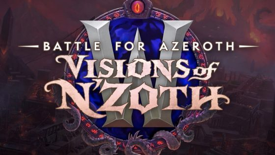 World of Warcraft Patch 8.3 Visions of N'Zoth is now live