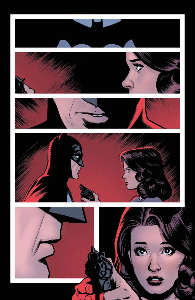 DC Preview: DC Crimes Of Passion #1