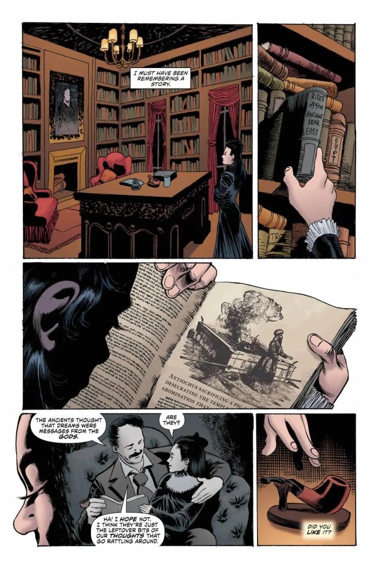 DC Preview: Daphne Byrne #2