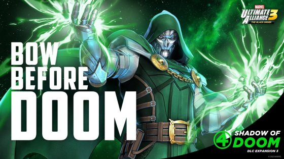 We are but puny mortals not ready for the Doom that awaits us in Marvel Ultimate Alliance 3's DLC Pack 3: Shadow of Doom.