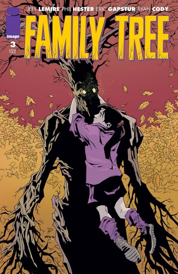 'Family Tree' #3 review: The roots of this family drama break from the earth
